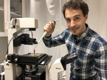Daniel Midtvedt, Post Doc at the Division of Biological Physics