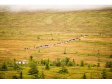 Populær løpshelg i Trysilfjellet