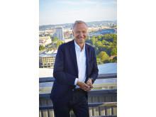 Roger Holtback, styrelseordförande Svenska Mässan Stiftelse