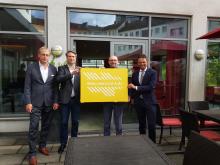 Pressegespräch WelcomeCard Ruhr