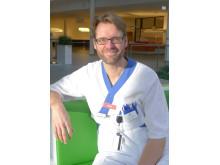 Robert Bodén, överläkare i psykiatri,  Akademiska sjukhuset