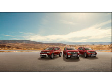 Dacia Techroad - cross range version