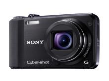 Cyber-shot DSC-HX7V von Sony_Schwarz_02