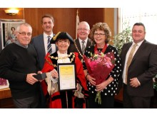 Foster families thanked by Mayor