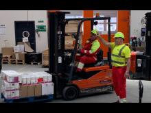 Logistics ESVAGT