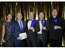 Årets Musical / Musikteater 2017 'Klokkeren fra Notre Dame – The Musical'