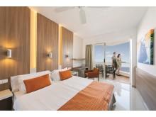 allsun Hotel Borneo Zimmer