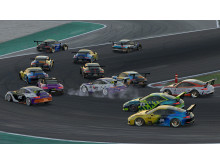 Overall, 40 new and returning drivers will participate in the racing series