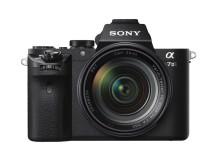 Sony lanserar α7 II - världens första fullformatskamera med optisk 5-axlig bildstabilisering