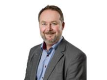 Michael Melby, vice ordförande i styrelsen för beställd PV (s)