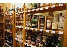 Whiskeyangebot im Weinhaus Vogler