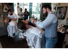 Hussein Awada, HK Barbershop, Landskrona