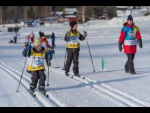 Alla på snö Skellefteå