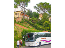 Ölvemarks Holiday, buss