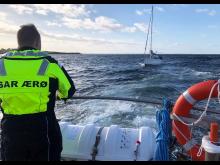 ESVAGT employees volunteers SAR Ærø