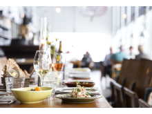 Oaxen Slip restaurangsamarbete Djurgården