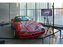 BMW Art Car Nr. 11 - A.R. Penck