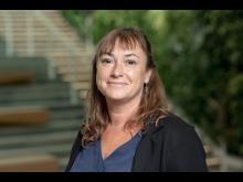 Tora Holmberg, vicerektor för vetenskapsområdet för humaniora och samhällsvetenskap