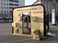 Utställning på Gustav Adolfs torg -  Spana in vårt framtida Malmö!
