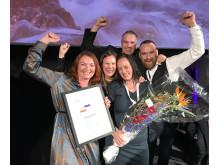 Norges beste reiselivsbedrift