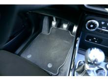 Gulvmatte Ford EcoSport plast gjenbruk