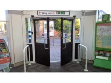 Hertford North - Automatic Doors 1