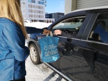 Clas Ohlson har en kraftig økning i hjemlevering og utlevering til bil og sykkel i Norge