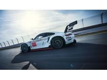 Den ikoniska fabriksracern Porsche 911 RSR