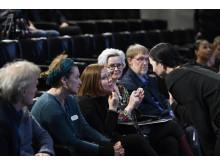 ALMA-juryn på tillkännagivande 27 mars 2018