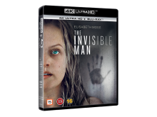 The Invisible Man, 4K Ultra HD