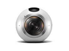 Gear 360 front