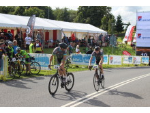 Cykelstafetten  i Triatland Rebild