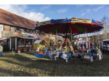 Weihnachtsmarkt in Raben (Fläming)