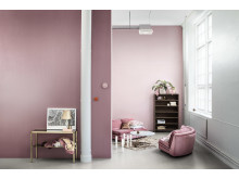 Eco Mix Metallic - Mauve #4670 / Deep Mauve #4671