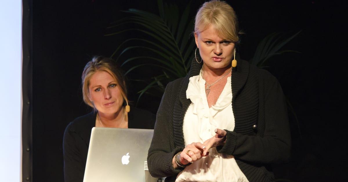Anette Norberg logistik & transport anette norberg erica johansson