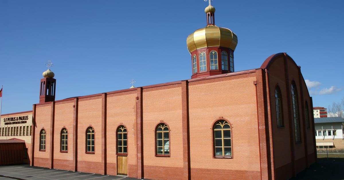 Ortodoxa Kyrkan