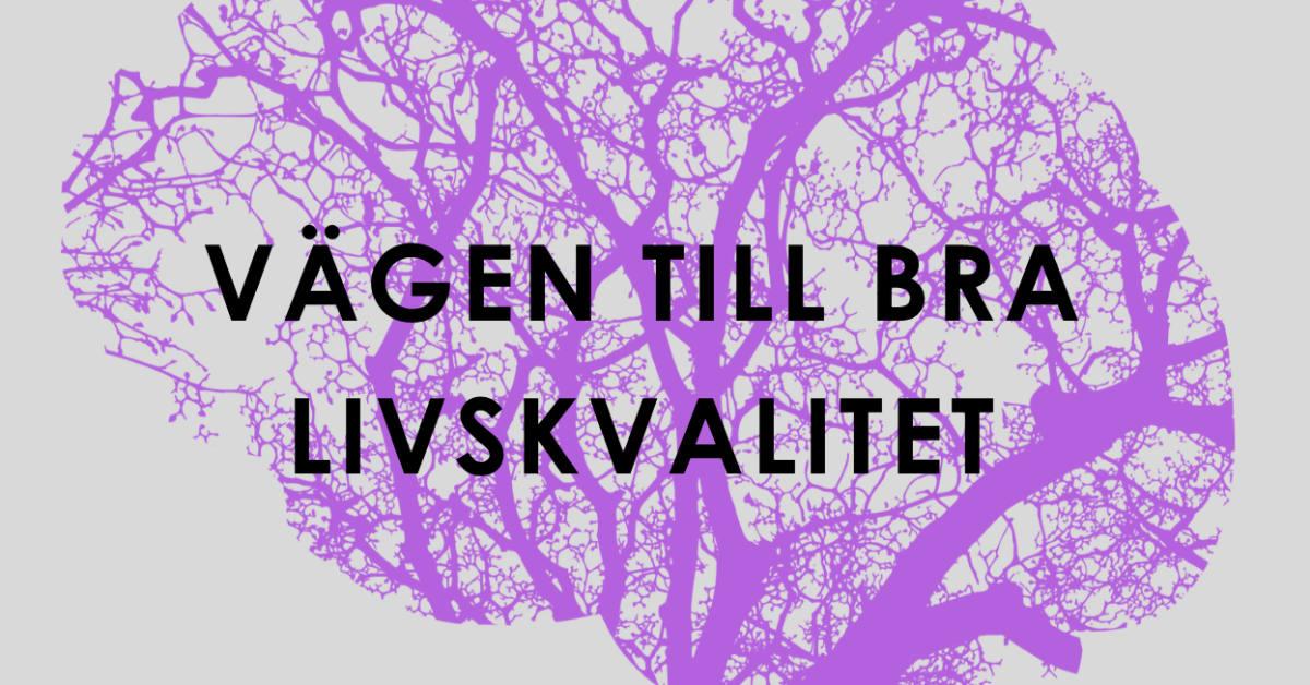 Välkommen på halvdagsseminarium - Vägen till bra livskvalitet - Hiv-Sverige