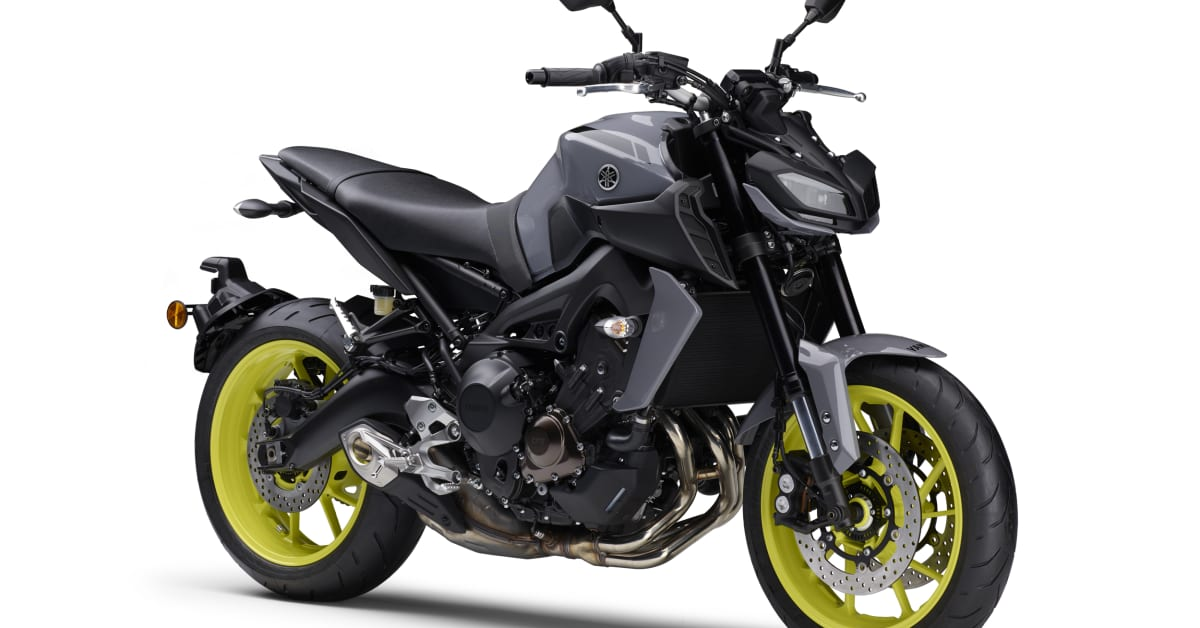 2020 Yamaha MT-09 Guide • Total Motorcycle