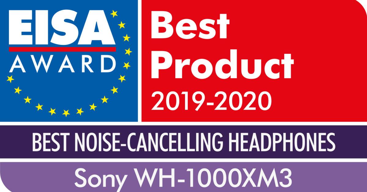 Imagini pentru EISA Sony WH-1000XM3