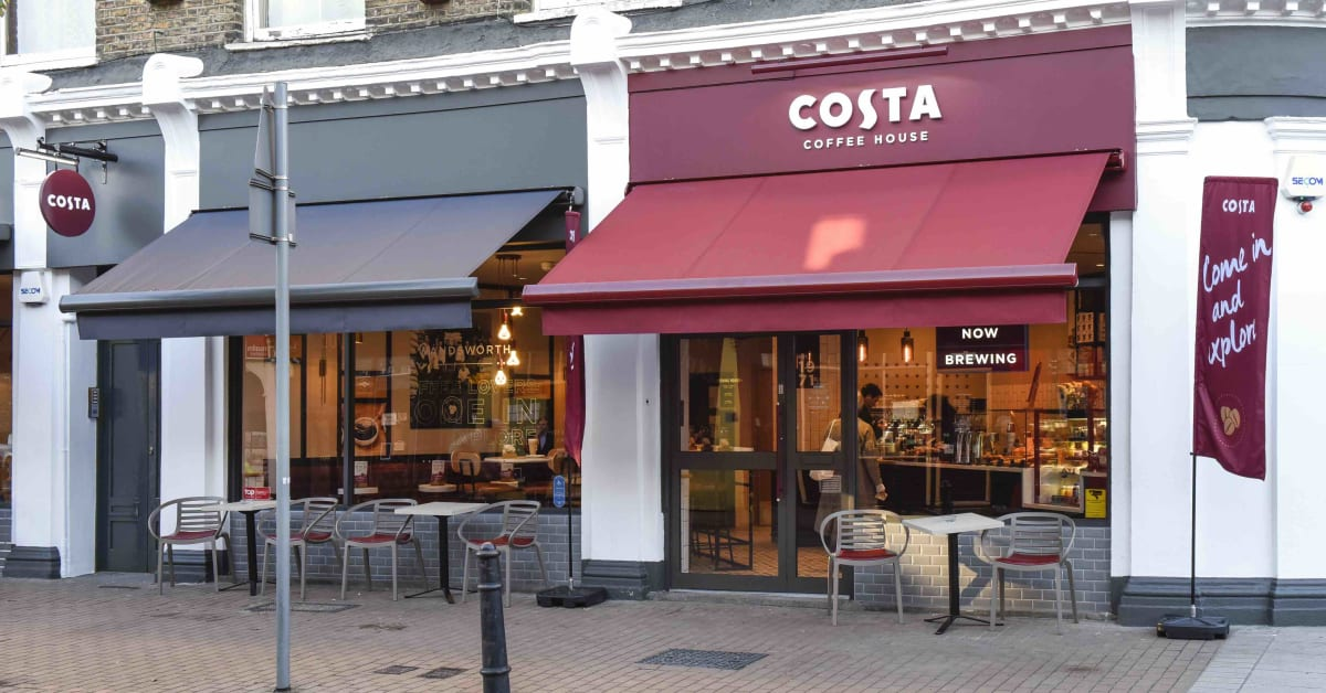 Costa Broadens Coffee Lovers Tastes With New Range Of
