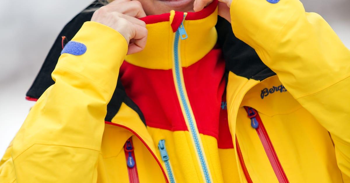 Bergans jakke dame 2015