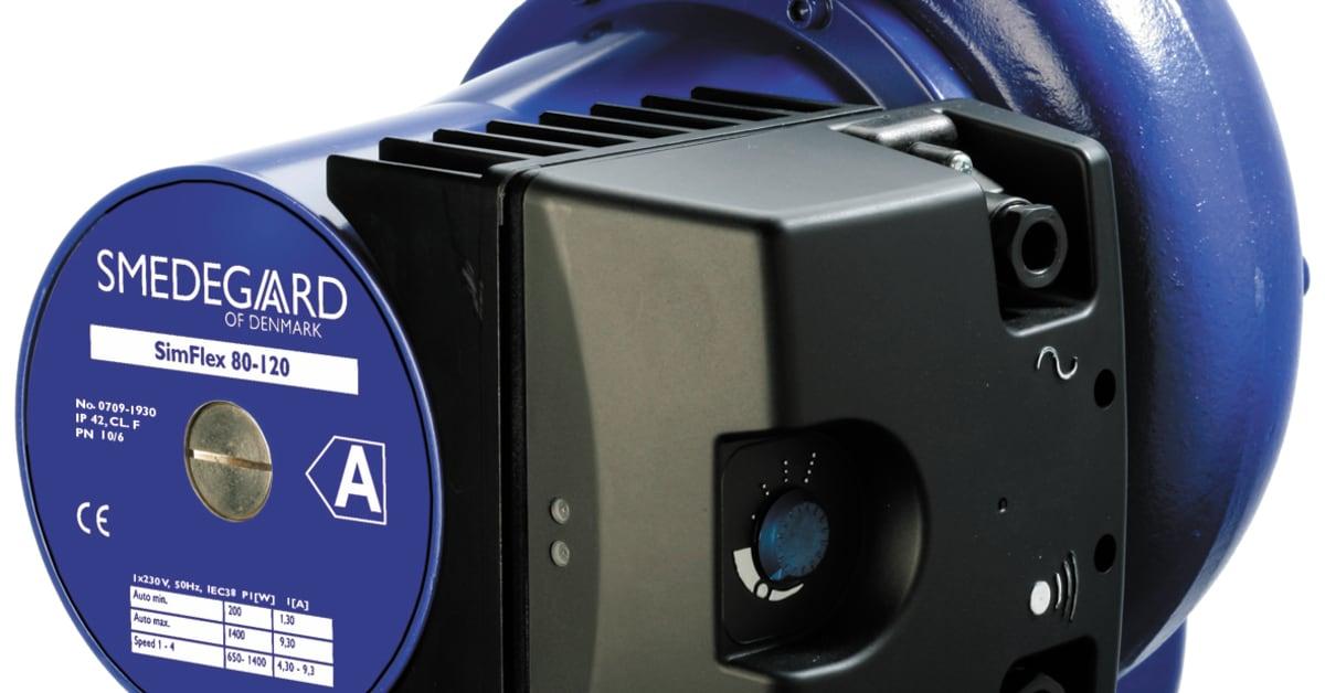 SimFlex 80 120 | VM Pumpar AB