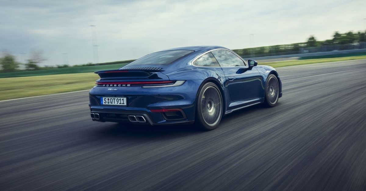Porsche 911 Turbo – riktmärket sedan mer än 45 år