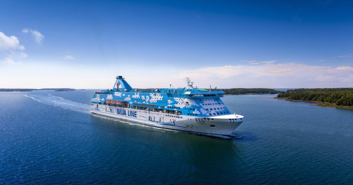 Tallink Silja drar tillbaka varsel efter regeringsbeslut om förlängt stöd