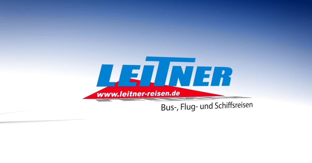 LEITNER Logo Teaser - LEITNER Reisen