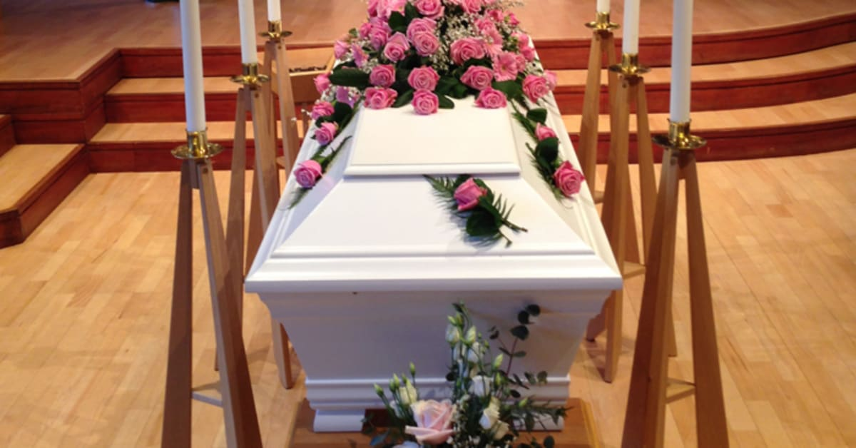 hur mycket kostar en begravning