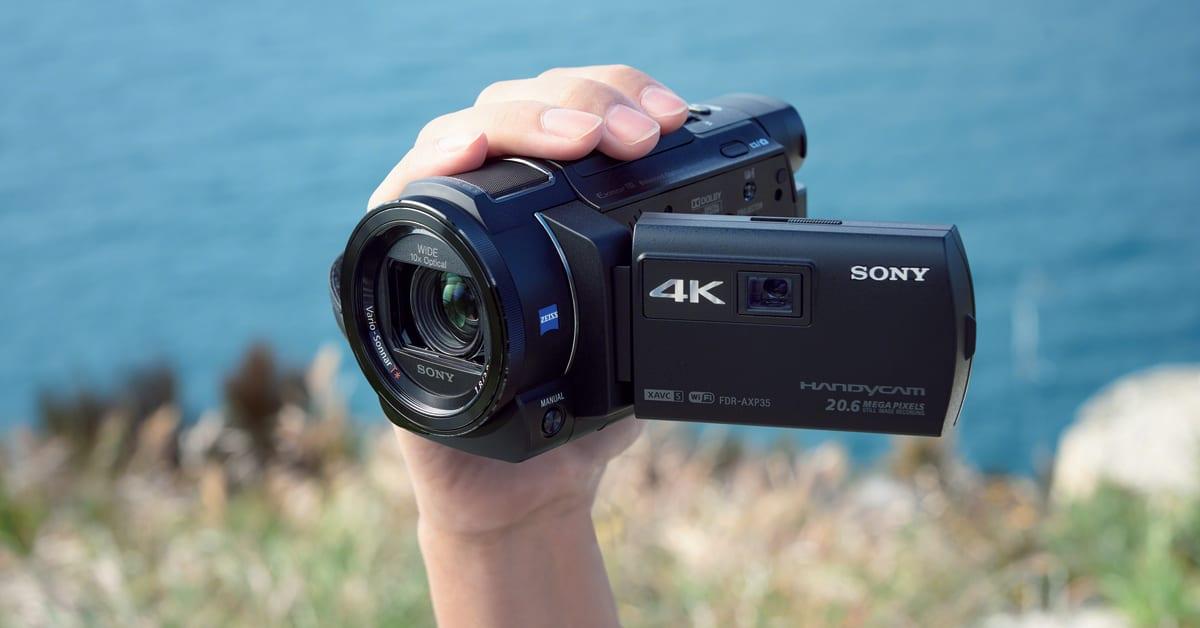 Beste Bildqualitt Fr Die Schnsten Erinnerungen Sony Hdr Pj810 Handycam Camcorder Deutschland