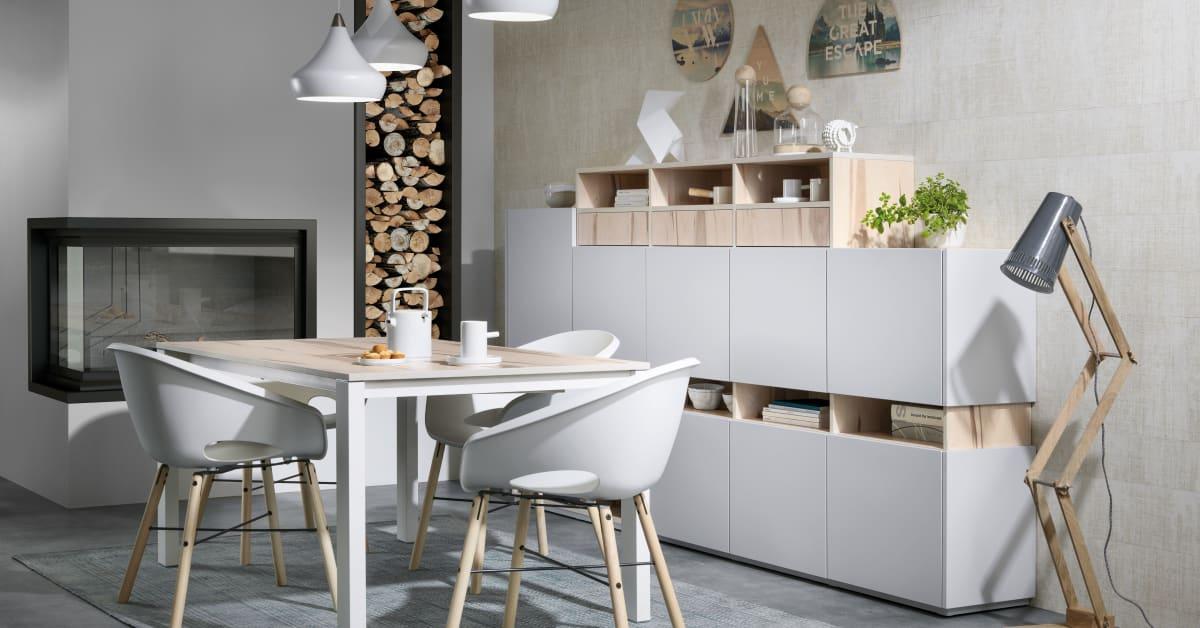 Spisestue - Schmidt Nordic ApS