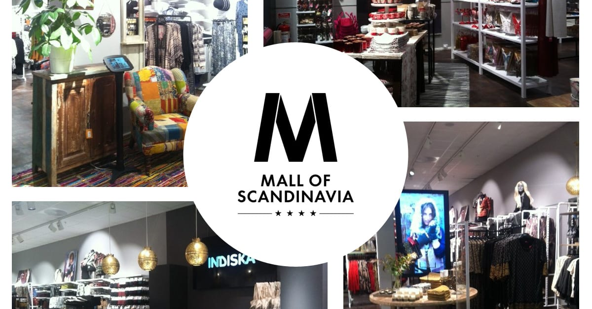 indiska mall of scandinavia
