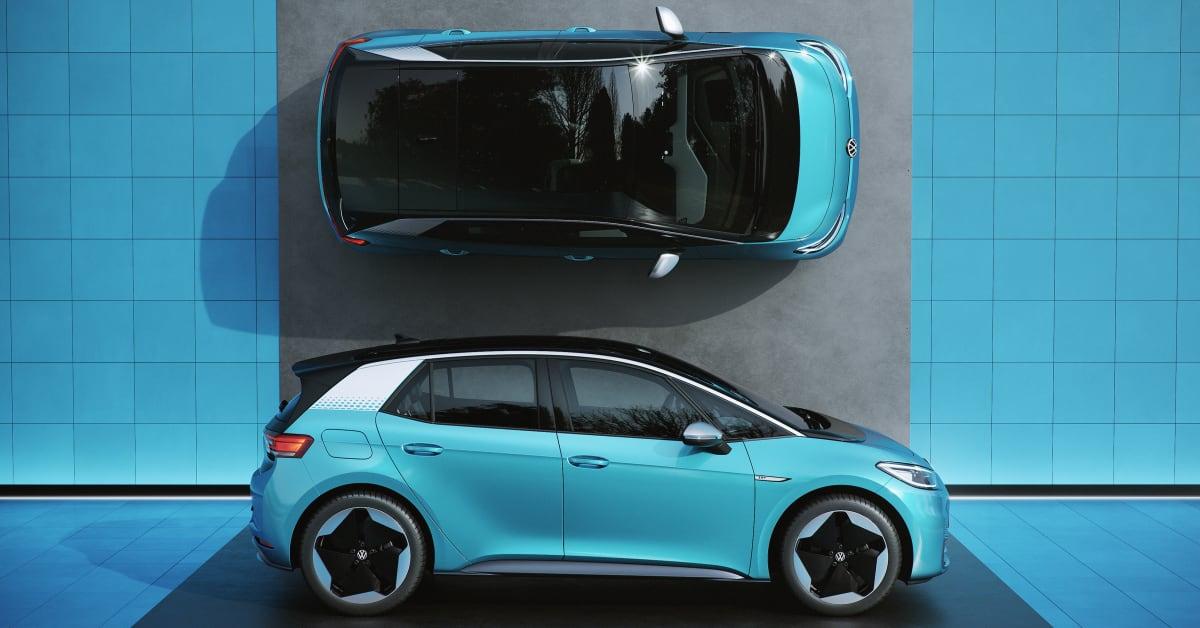 Utsläppsfri mobilitet för alla: försäljningen av Volkswagens nya elbil ID.3 startar den 20 juli